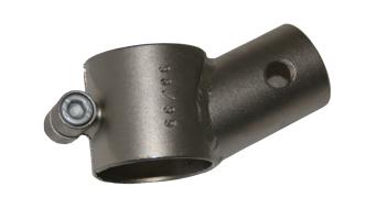 Tout Terrain gancio rimorchio nichelato 26.8mm- modello espositivo
