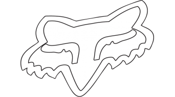 FOX TDC adesivo