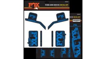 FOX sur Heritage Decal- kit (fourche suspendue & amortisseur) Mod. 2016