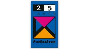 """HIBIKE 25 Jahre Aufkleber """"Mag 21 Logo"""""""