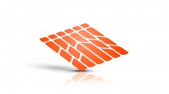 Riesel Design re:flex frame reflektierende Rahmen-Aufkleber Set orange