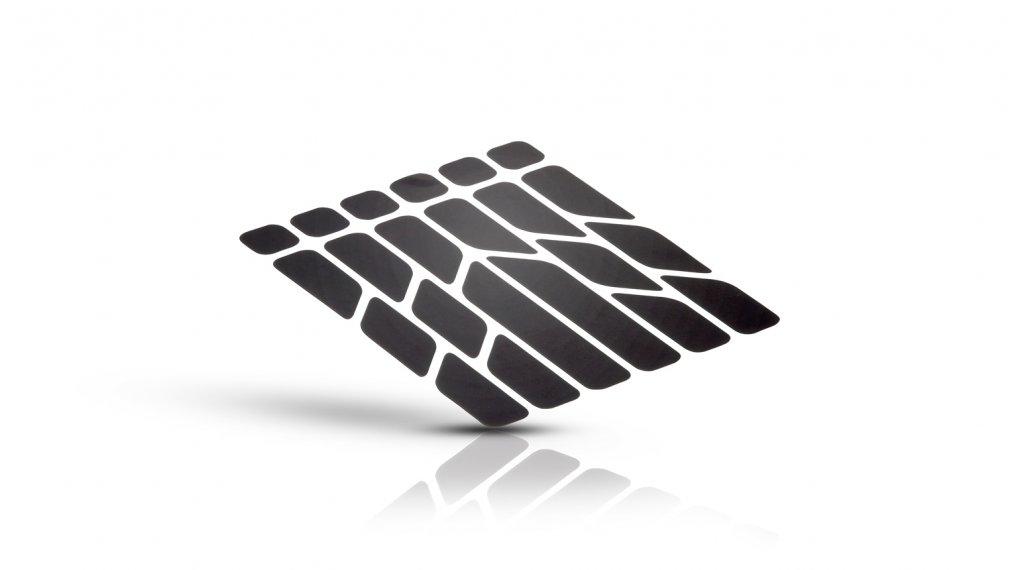Riesel Design re:flex frame reflektierende Rahmen-Aufkleber Set black