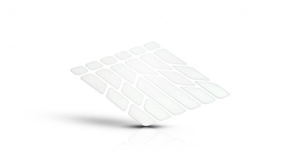 Riesel Design re:flex frame reflektierende Rahmen-Aufkleber Set white