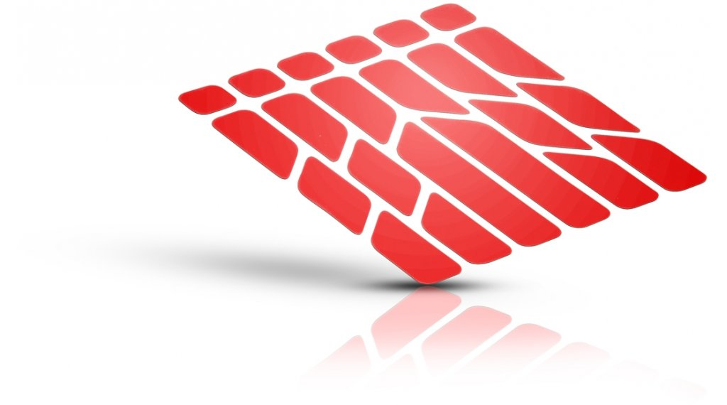 Riesel Design re:flex reflektierende Aufkleber Set red
