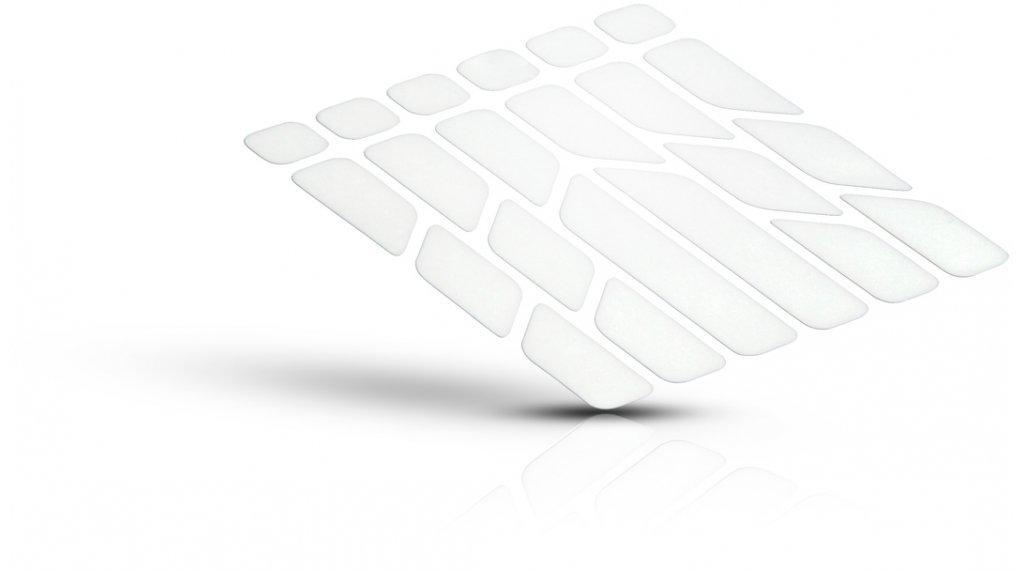 Riesel Design re:flex reflektierende Aufkleber Set white