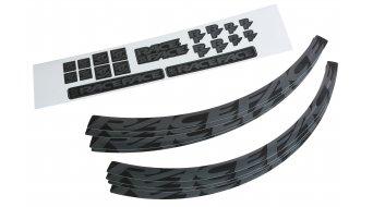 Race Face Wheel Decal Felgenaufkleber-Kit Small grey