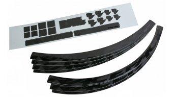 Race Face Wheel Decal Felgenaufkleber-Kit Small black