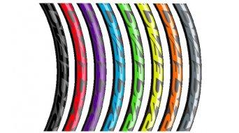 Race Face Wheel Decal Felgenaufkleber-Kit Medium purple (示例图片))