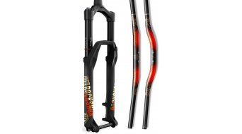 RockShox Decal kit 35mm Troy Lee Designs Edition