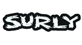 Surly Logo Sticker 61x14cm