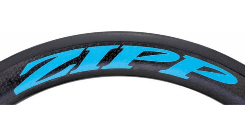 Zipp Aufkleberset für 303 MY15 - MY18 Tubular/Carbon Clincher mattblau