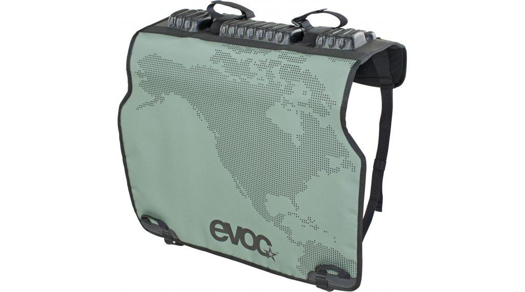 EVOC Tailgate Duo Ladeklappen保护 均码 olive 款型 2020