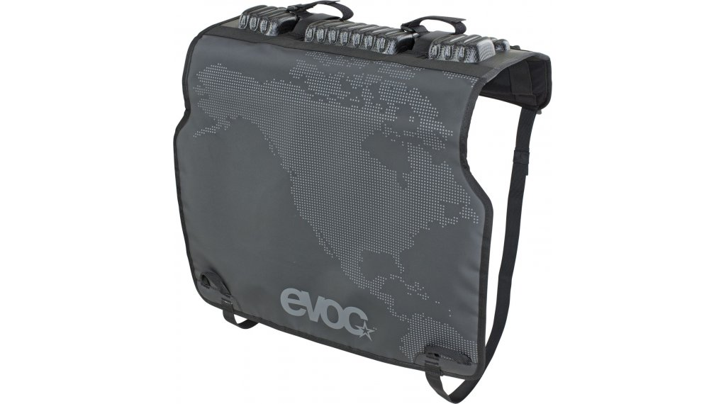 EVOC Tailgate Duo Ladeklappen保护 均码 black 款型 2020