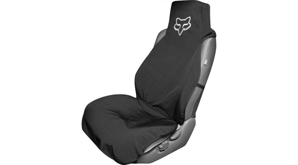 Fox Autositzüberzug schwarz
