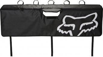 Fox Small Ladeklappenschutz Tailgate Cover black