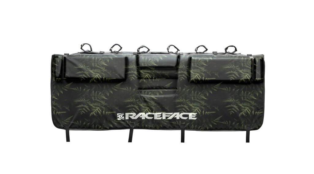Race Face T2 Tailgate Ladeklappen保护 型号 S/M in ferno