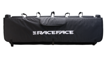 RaceFace logo Tailgate Ladeklappen protection black