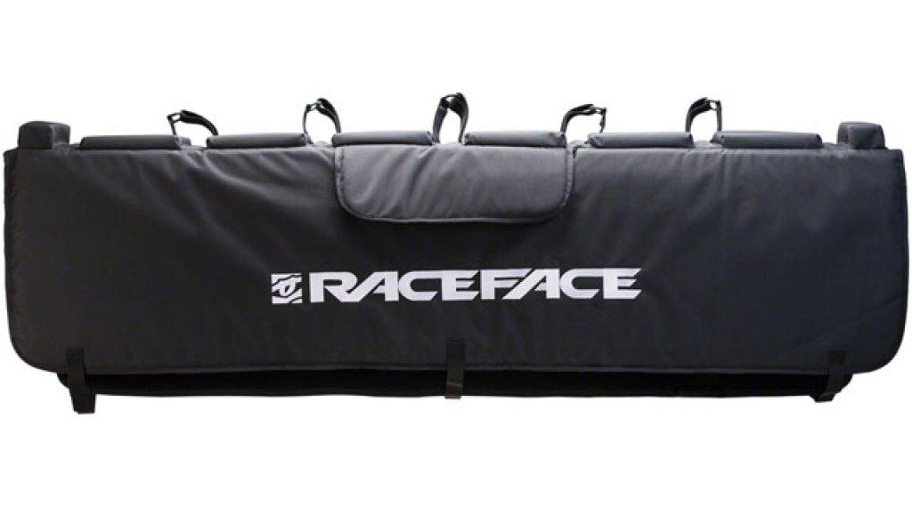 Race Face Logo Tailgate Ladenklappenschutz Gr. L/XL black