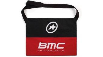 Assos BMC джоб/ове musette един размер червено/черно,