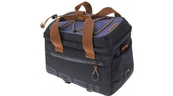 Basil Miles Topcase Gepäckträgertasche 7L grau/schwarz