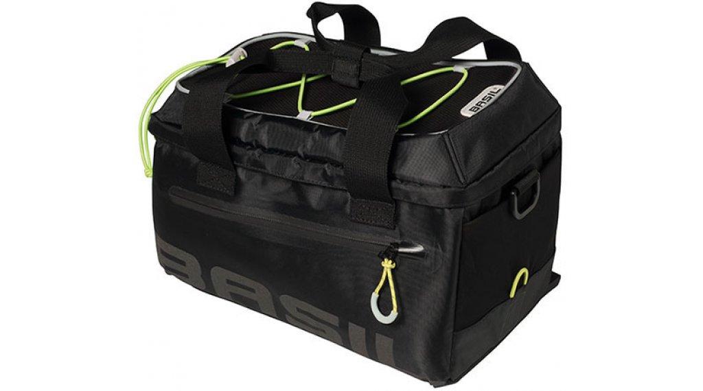 Basil Miles Topcase Gepäckträgertasche 7L schwarz