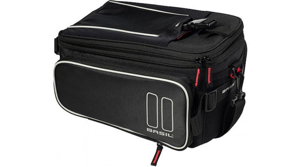 Basil Sport Design Topcase Gepäckträgertasche 7-12L schwarz