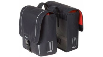 Basil Sport Design Doppeltasche 32L schwarz