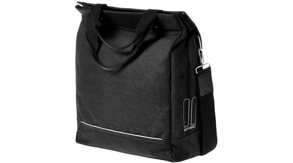Basil Urban Fold Schulter/Seitentasche 25L schwarz