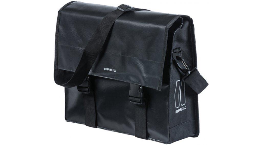 Basil Urban Load Schulter/Seitentasche 18L schwarz