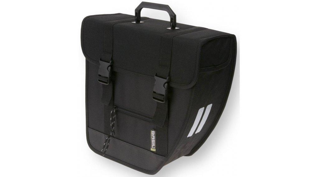 Basil Tour Seitentasche Single 17L links schwarz