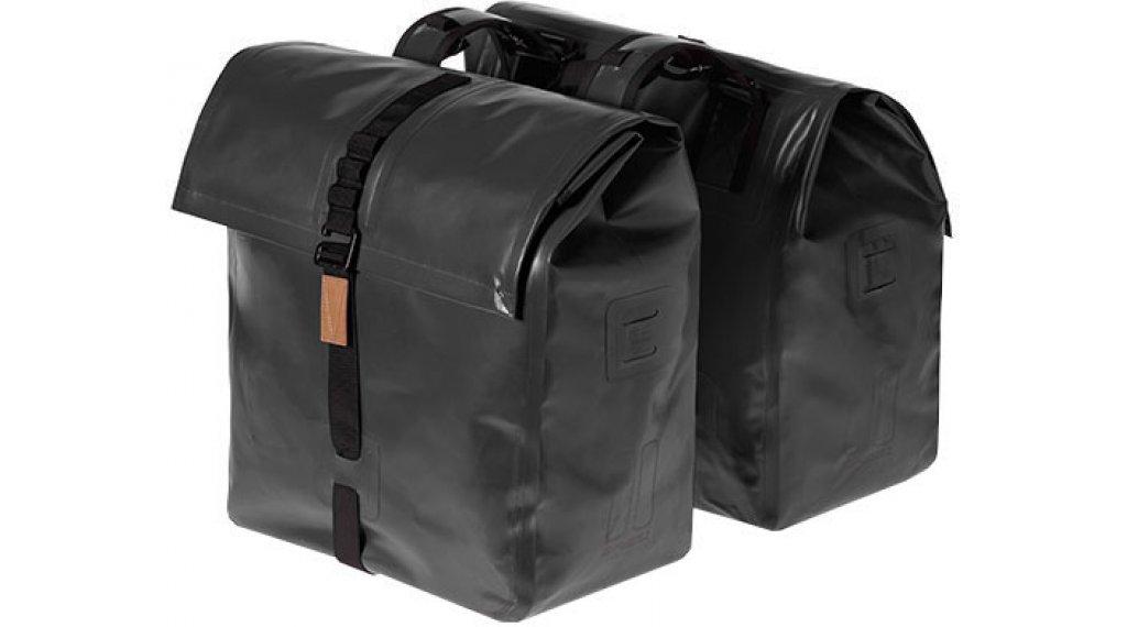 Basil Urban Dry Doppeltasche 50L schwarz