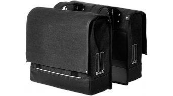 Basil Urban Fold Doppeltasche 55L schwarz