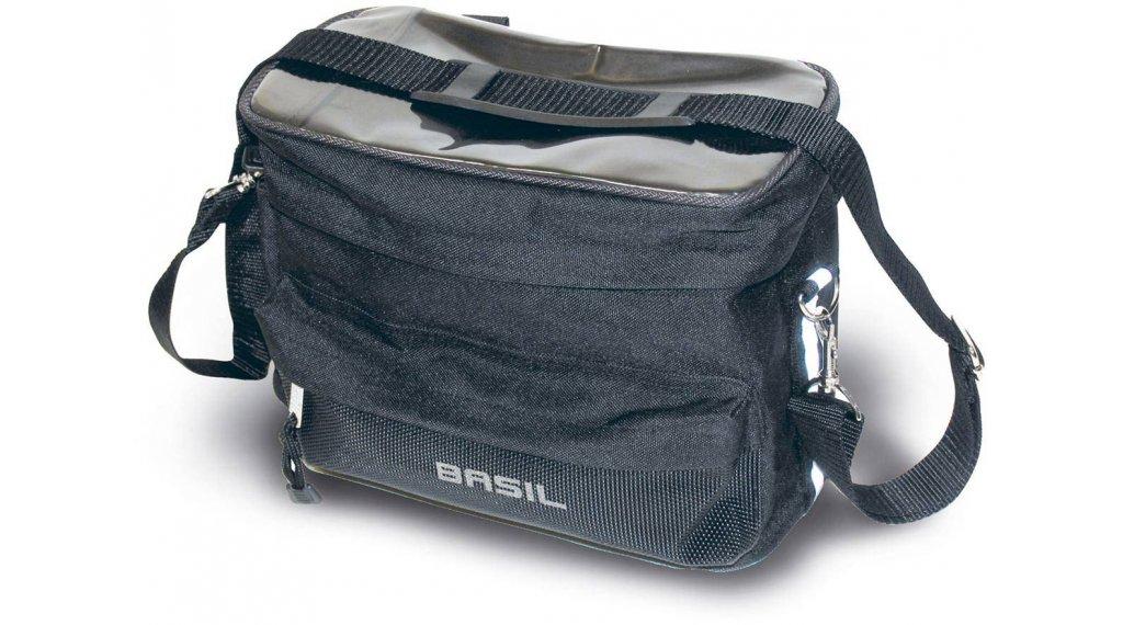 Basil Mali Lenkertasche 8L schwarz