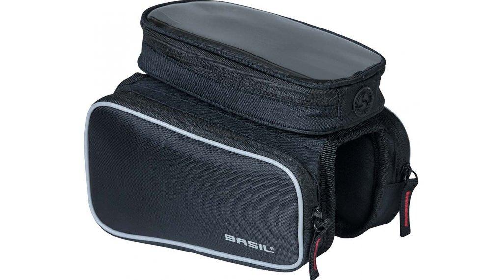 Basil Sport Design Oberrohrtasche Doppel M 1.5L schwarz