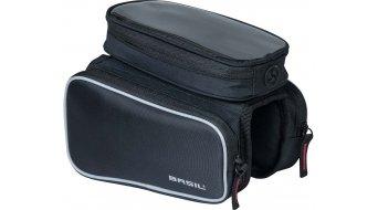 Basil Sport Design bovenbuis zak/zakken Doppel M 1.5L zwart