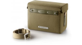 Brooks Isle of Skye Lenkertasche green