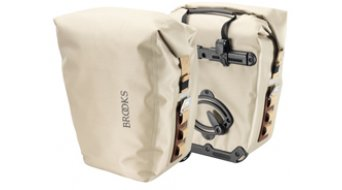 Brooks Land´s End Hinterradtasche desert