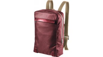 Brooks Pickzip Canvas 双肩背包 chianti maroon