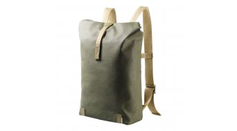 Brooks Pickwick Canvas batoh Small- sage green/marsh green