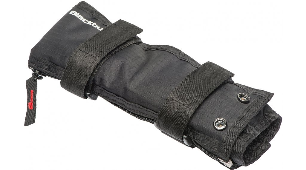 Blackburn Outpost Wrap Bag Rahmentasche black