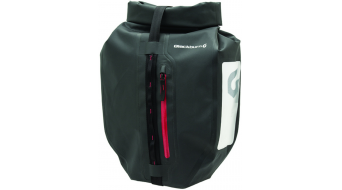Blackburn Barrier Universal Pannier Gespäckträgertasche black/red