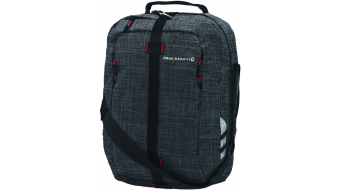 Blackburn Central Rear Pannier Hinterradtasche (Stk) charcoal