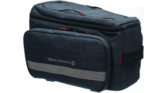 Blackburn Central Trunk Bag Gespäckträgertasche charcoal