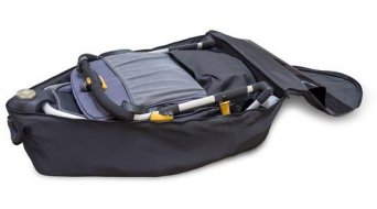 Burley Travel Case for Solstice transport bag with Rollen