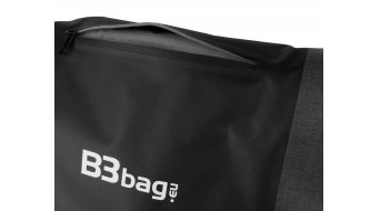 B&W B3 Bag Fahrrad-/Reisetasche grau mélange
