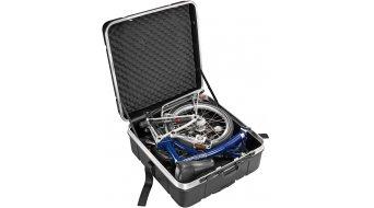 B&W Foldon Case Koffer schwarz für Brompton-Bikes