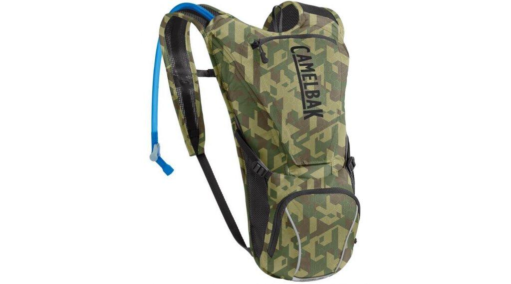 Camelbak Rogue 水袋背包 含有2.5 公升-水袋 camo/black (5L-容积)