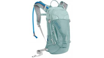 Camelbak LUXE hydration pack ladies incl. 3 Liter reservoir mineral blue/blue haze (7L capacity)