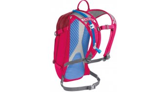 Camelbak LUXE hydration pack ladies incl. 3 Liter reservoir cerise/pomegranate (7L capacity)