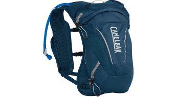 Camelbak Octane 9 女士 水袋背包 含有2 公升 水袋 gibraltar navy/silver (7L 容积)
